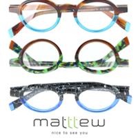 Matttew van Os Modebrillen