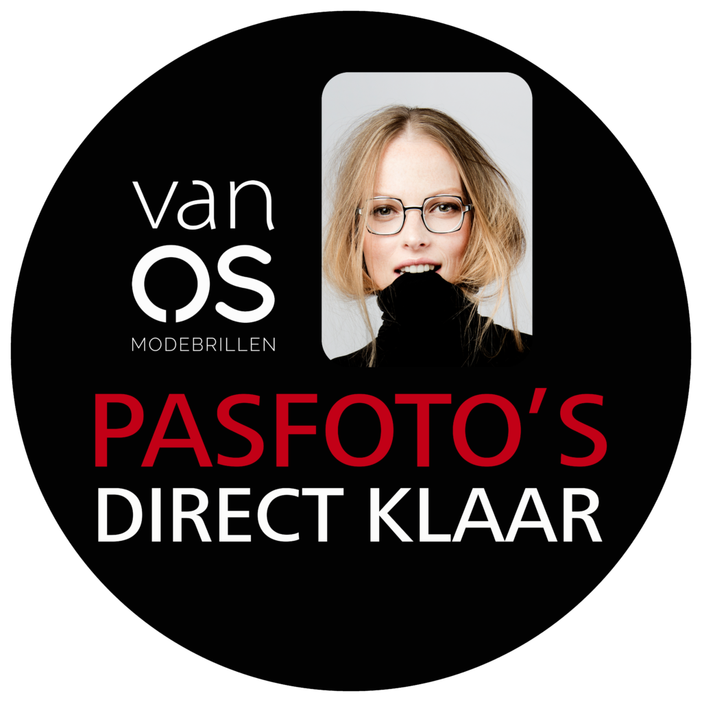 pasfoto van Os modebrillen